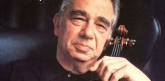 Oscar Shumsky Violin Violinist Cover