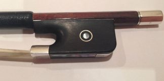 Ouchard Cello Bow Stolen Cover