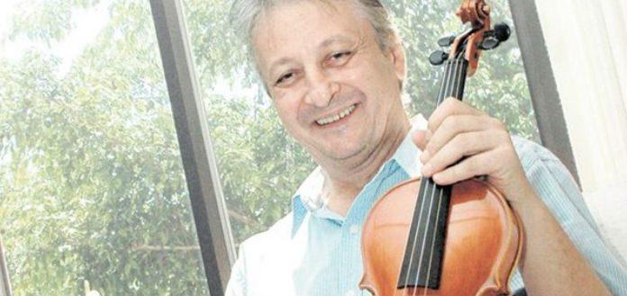 Pavle Vujcic Violinist Obituary Cover