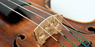 Picking Violin E String Pirastro