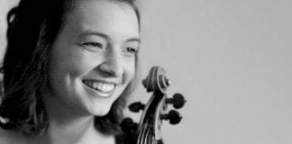 Rebecca Albers Minnesota Orchestra Principal Violist Cover