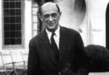 Arnold Schoenberg Death