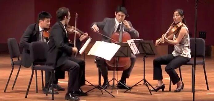 Telegraph String Quartet Fischoff