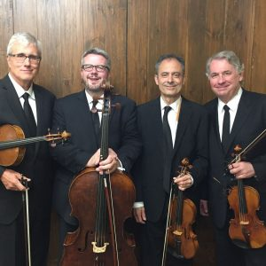 VC Backstage Emerson String Quartet