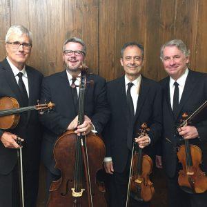 VC Backstage Emerson String Quartet