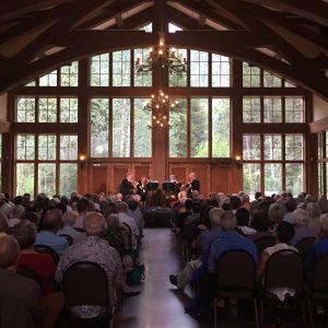 VC Concert Hall Emerson String Quartet