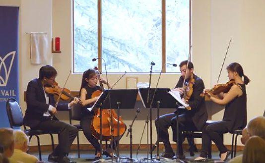 Zora Quartet Bravo! Vail