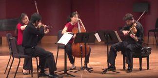 Zora String Quartet Fischoff