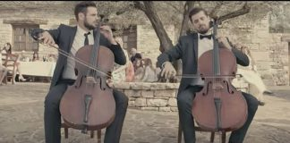 2Cellos Godfather Soundtrack Cellists Cover