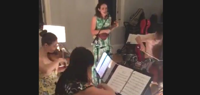 Attacca Quartet Livestream