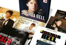 OUT NOW - Joshua Bell - The Classical Collection