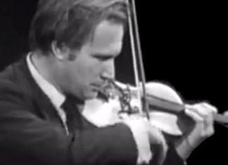 Cole Porter Violin