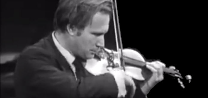 NEW TO YOUTUBE | Ivry Gitlis & Stéphane Grappelli - Cole Porter
