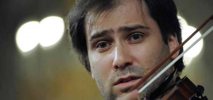 Dmitri Kogan Violin Violinist Cover