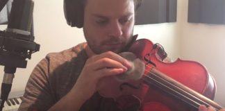 Fidget Spinner Violin