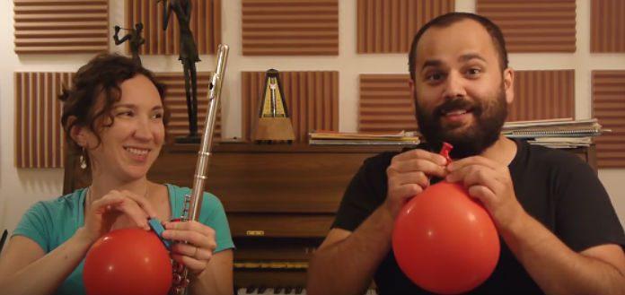 Helium Flute