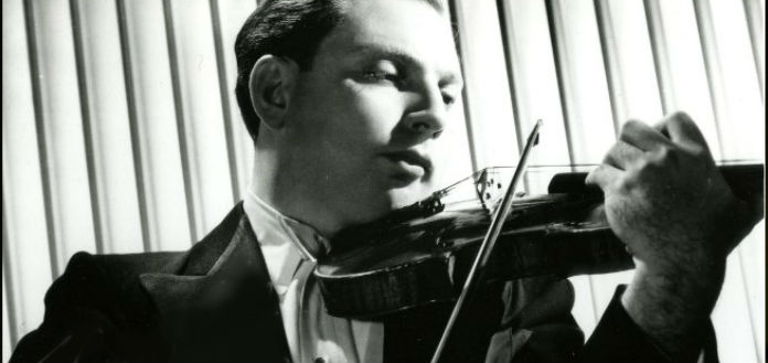 NEW TO YOUTUBE | Isaac Stern - Tchaikovsky Violin Concerto