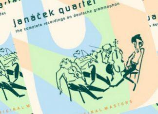 Janáček Quartet - 'The Complete Recordings' Release