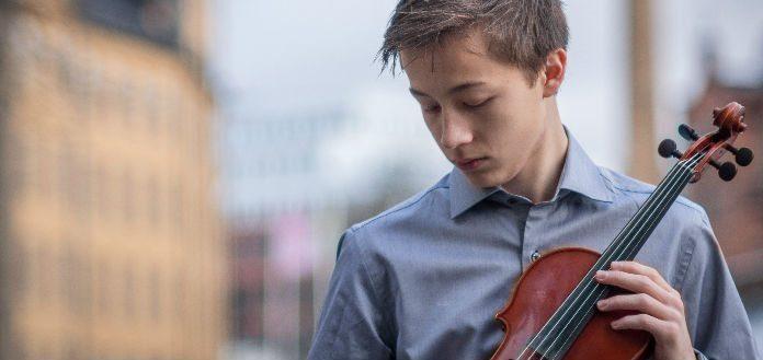 Johan Dalene Violinist