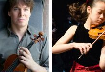 Joshua Bell Yesong Sophie Lee Cover