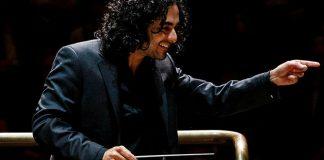 Karem Hasan Conductor Cover