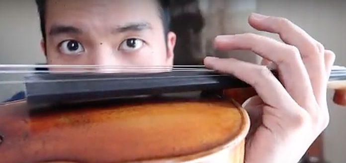 Ray Chen Harmonics Masterclass Cover