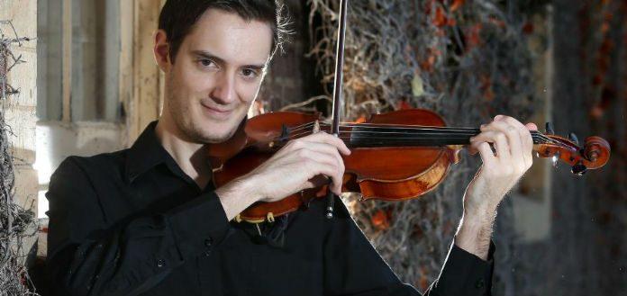 Riley Skevington Violin Cover