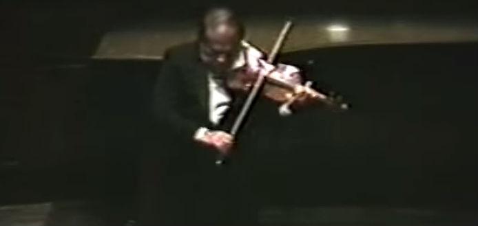 Ruggiero Ricci Bach