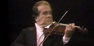 Ruggiero Ricci Recital