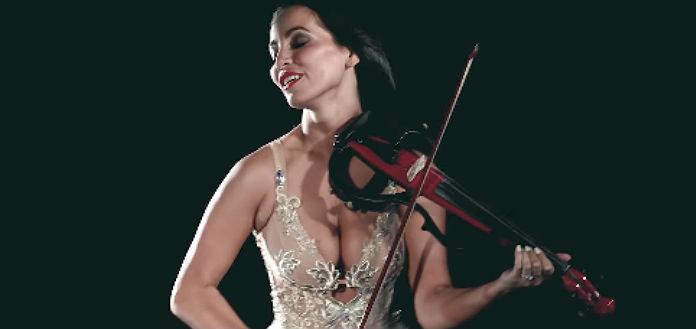 Sally Cooper Violin Cover
