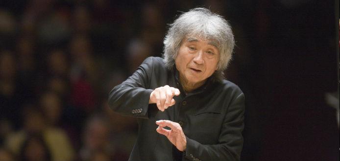 Seiji Ozawa Birthday