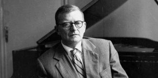 Dmitri Shostakovich Death