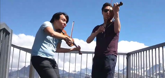 Verbier Festival Video Blog