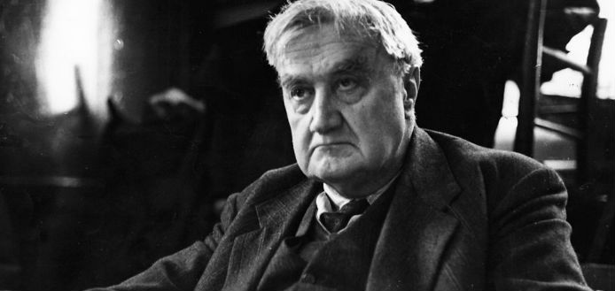 Ralph Vaughan Williams Death