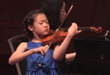 Yesong Sophie Lee 10 Years