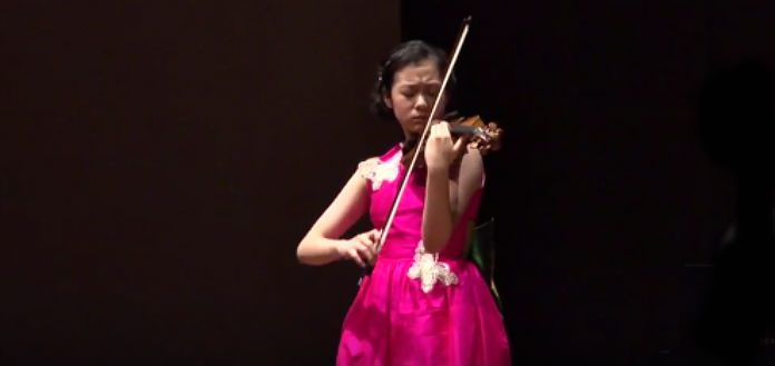 Yesong Sophie lee Wieniawski