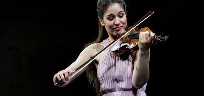 Agnes Langer Violin Bartok Competition Cover