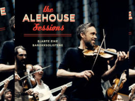 Bjarte Eike and Barokksolistene - The Alehouse Sessions'