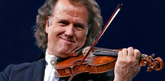 André Rieu Birthday