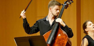 Bradetich Foundation International Double Bass Solo Competition Cover