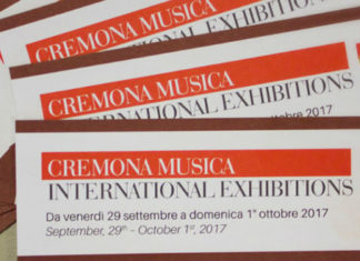 Cremona MondoMusic Ticket Giveaway Cover