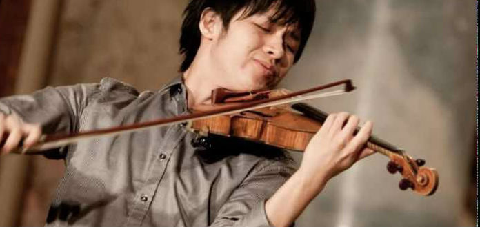 Daichi Nakamura Violinist Brahms Competition Cover