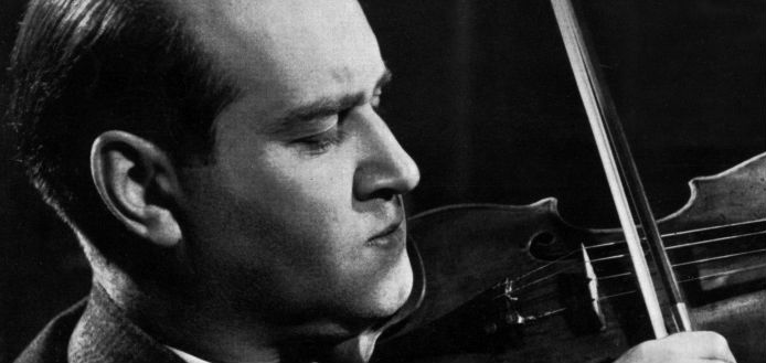 David Oistrakh Birthday