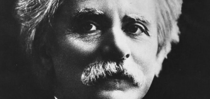 Edvard Grieg Composer Cover