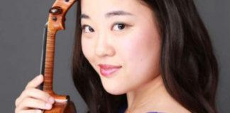 Haruna Shinoyama Violin Violinist Cover