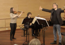 Henning Kraggerud Mozart Masterclass