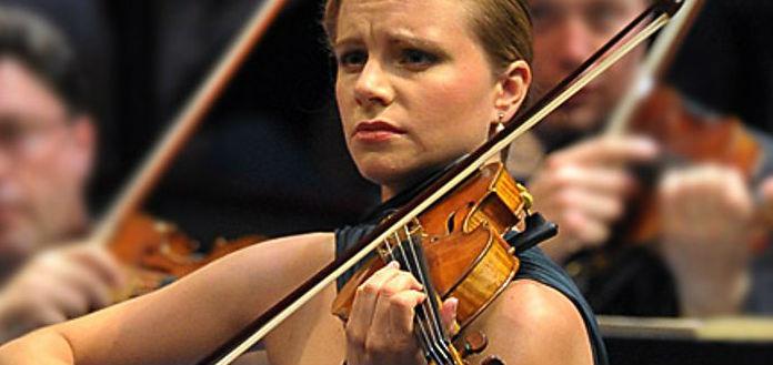 """41b644436d62 Julia Fischer Violin Violinist Cover. """""""