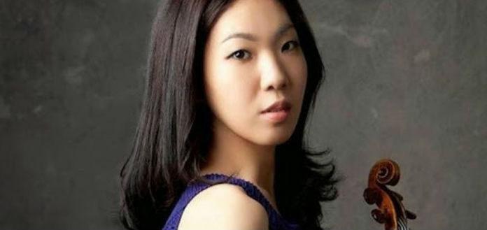 Jung Yoon Yang Violin Violinist Cover