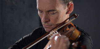 Linus Roth Leopold Mozart International Violin Competition Cover