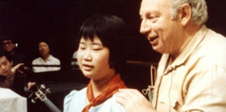 Mao to Mozart Isaac Stern Cover